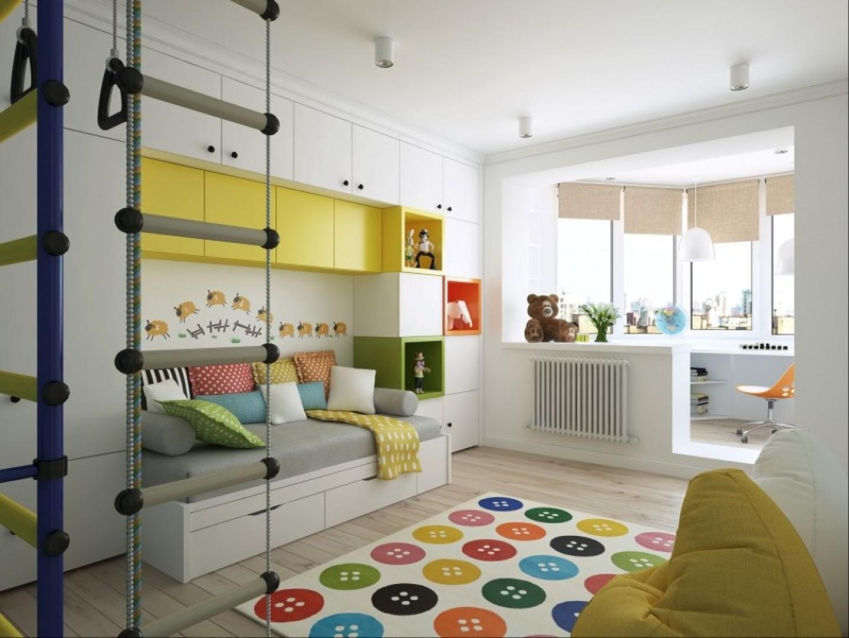 """Um arco-íris para o """"seu quarto"""""""