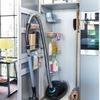 1. Manter em ordem os produtos de limpeza