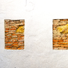 Antigas paredes foram recuperadas