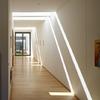 Casa em Almalaguês - corredor dos quartos