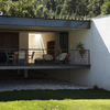 Casa em Almalaguês - terraço do salão