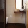 Casa em Almalaguês - WC do quarto