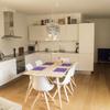 Cozinha em Open Space