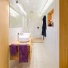 Uma casa de banho muito prática