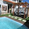 Colocar relva em zona de piscina