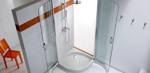 Qual o valor para cabine duche angular 1/4 circulo para Poliban?