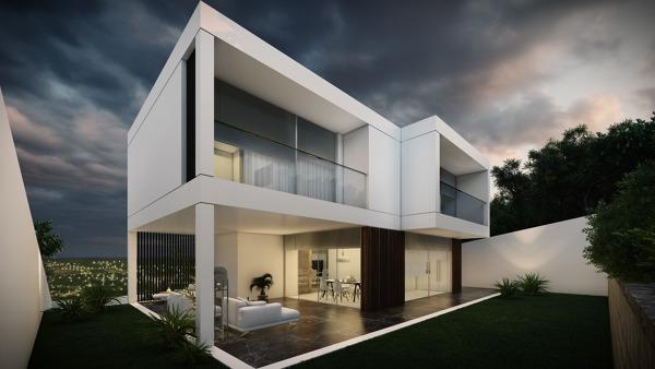 Gostava de conhecer a distribuição da casa no interior?