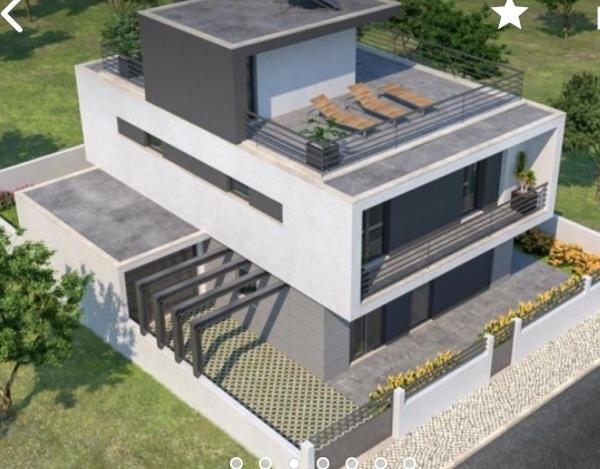Qual o custo para construção de moradia T3/T4?
