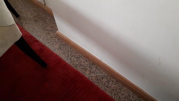Remoção de chão de granito, regularização e aplicação de Flutuante