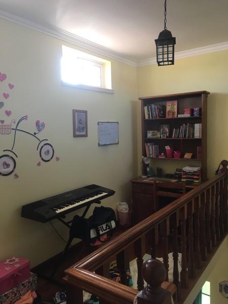 Quanto pode custar a pintura das paredes e da escada?
