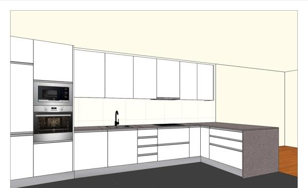 Remodelação cozinha
