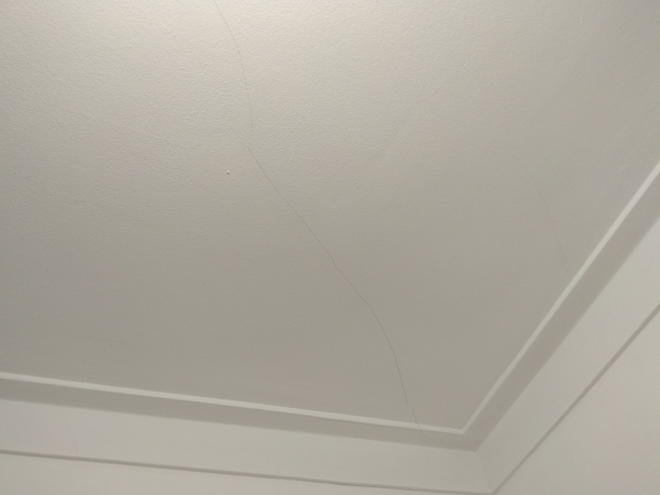 Qual o tempo e custo estimado para reparação de tetos?