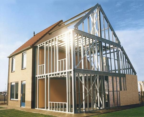 Que acham do sistema construtivo Light Steel Framing?