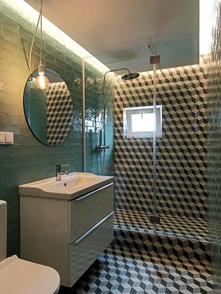 Gostaria de saber o preço aproximado de renovar toda uma casa de banho?