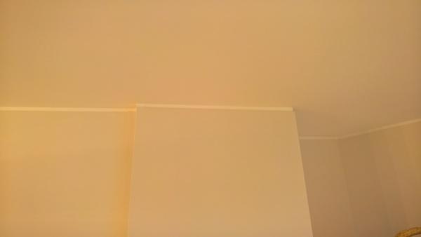 Preço para teto falso em sala, com as características seguintes: