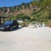 Pergola/toldo para estacionamento para 2 carros