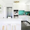 Pintar móveis de cozinha