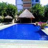 Construção de piscina em betão