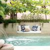 Contrução piscina / canto d'agua