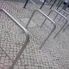 Instalação de suportes para bicicletas na cidade de lisboa