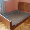 Transporte de cama casal e colchão