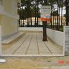 Instalação de piscina prefabricada