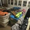 Realizar serviço de transporte de mudança parcial de minha casa para um armazém