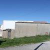 Garagem e muro de entrada