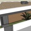 Construção de moradia de 2 frentes