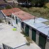 Demolição de anexos e garagem