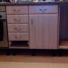 Substitui bancada de cozinha faia