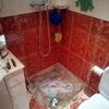 Instalação de base e cabine de duche