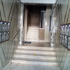Remodelação das caixas do correio e luzes das escadas