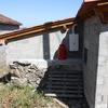 Isolamento térmico exterior (etics/capoto) em moradia em grade - arcos de valdevez