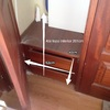 Roupeiros sub escada e remodelações roupeiros