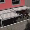 Fazer uma pérgola no meu terraço