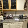Lacar frente de móveis de cozinha
