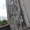 Substituição telhado fibrocimento para sanduiche e impermeabilização laterais