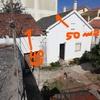 Dois telhados moradia