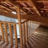Isolamento telhado e forro de madeira