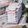 pintura e isolamento da parede exterior do prédio na zona correspondente ao último piso (5 piso)  + platibanda