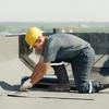 Impermeabilização das caleiras